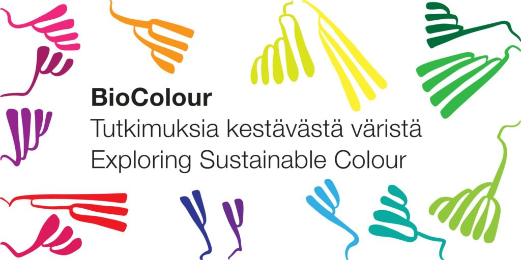 Cover for article 'Open call: Share your work with biocolourants'